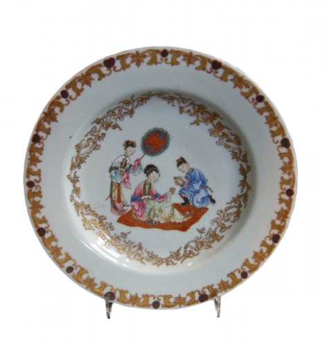 Assiette De Collection Antiquites Anticstore