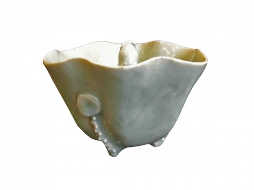 Surprise cup porcelain celadon -  18th century