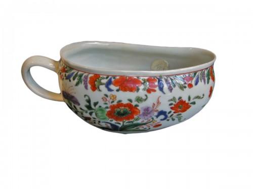 Porcelain Bourdaloue  - Yongzheng period 1723/1735