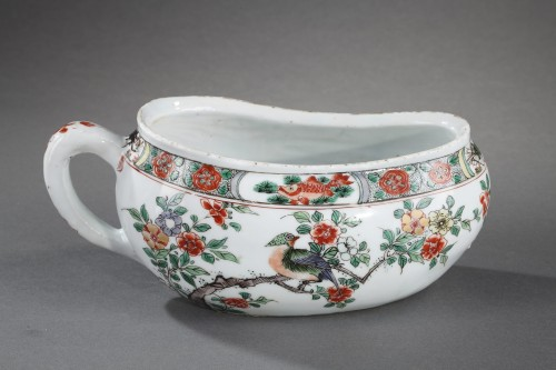 "Bourdaloue Porcelain ""Famille verte"" Kangxi 1662/1722 - Asian Art & Antiques Style"