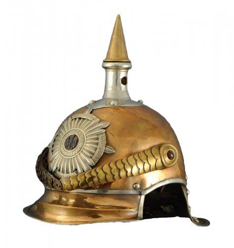 "Helmet Troop 4th Squadron Du Du Corazzieri De La Garde ""guard Kürassier - R"