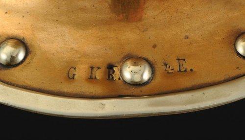 "Collectibles  - Helmet Troop 4th Squadron Du Du Corazzieri De La Garde ""guard Kürassier - R"