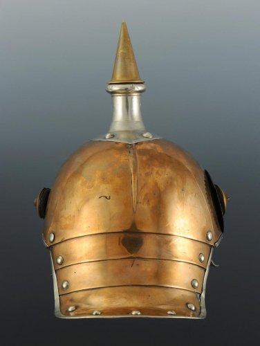"""Napoléon III - Helmet Troop 4th Squadron Du Du Corazzieri De La Garde """"guard Kürassier - R"""