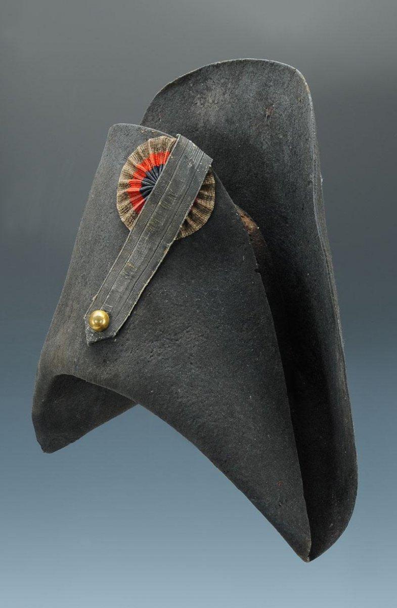 Bicorne Of Officer Of Cavalerie Light 1st Empire Ref 61576