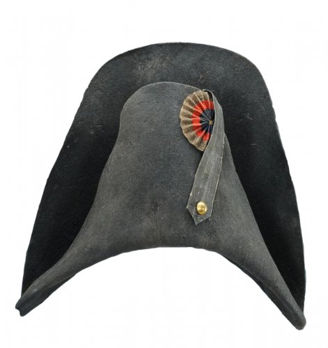 Bicorne of officer of cavalerie light, 1st Empire