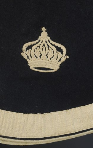 19th century - Schabraque Of the 1st Regiment Of Cuirassiers Of Imperial Guard, Second Empire
