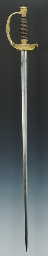 Collectibles  - SWORD OF IMPERIAL GUARD, MODEL 1860, FOURREAU SECOND MODEL, SECOND EMPIRE