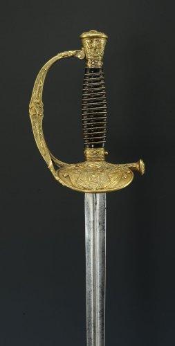 SWORD OF IMPERIAL GUARD, MODEL 1860, FOURREAU SECOND MODEL, SECOND EMPIRE -