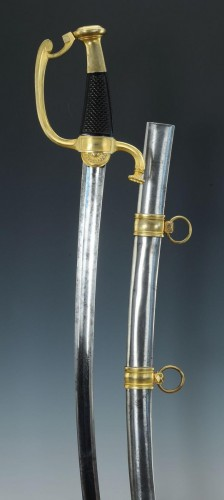 Luxury Saber By Boutet At Versailles, Having Owned Pierre-louis Harigeaud - Empire
