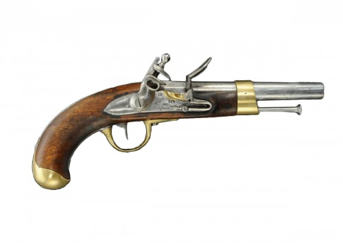 Cavalry Pistol, Model XIII Year, Of The Imperial Manufacture Of Saint-Éti