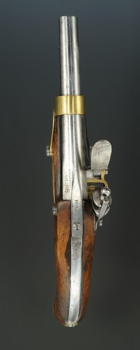 Cavalry Pistol, Model XIII Year, Of The Imperial Manufacture Of Saint-Éti - Collectibles Style Empire