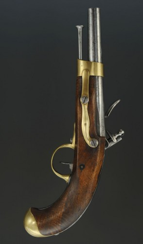 Cavalry Pistol, Model XIII Year, Of The Imperial Manufacture Of Saint-Éti -