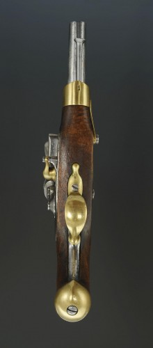 Cavalry Pistol, Model XIII Year, Of The Imperial Manufacture Of Saint-Éti - Empire