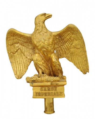 Flag Eagle, Model 1854, Regiment Of The Guides Of The Imperial Guard