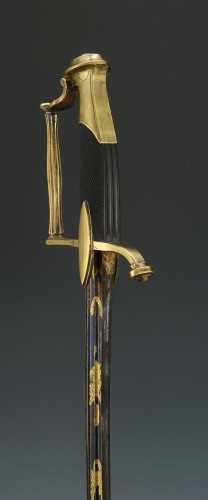 Antiquités - Sabre d'officier de cavalerie, 1er Empire