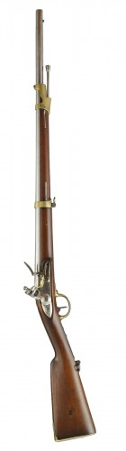 Carabinier gendarmerie, model 1825, France Restauration period