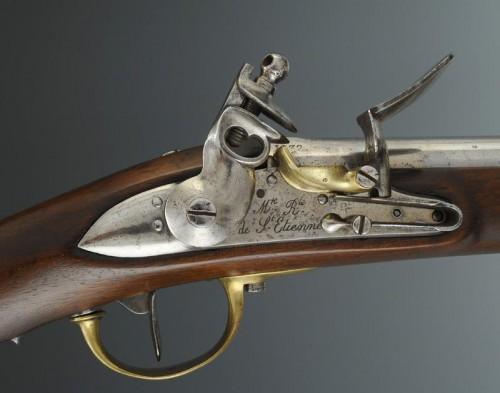 Collectibles  - Carabinier gendarmerie, model 1825, France Restauration period