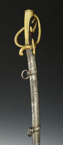Collectibles  - SABRE DE CAVALERIE LÉGÈRE, MODÈLE AN XI, PREMIER EMPIRE