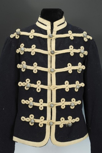Dolman troupe d'un cavalier de remonte, second empire - Collections Style Napoléon III