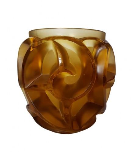 1926 René Lalique Tourbillons Vase