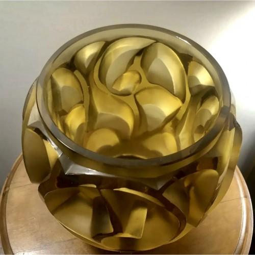 1926 René Lalique Tourbillons Vase -