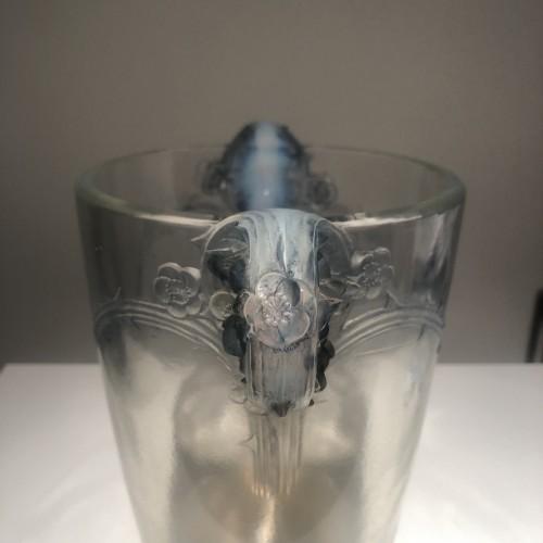 20th century - 1926 Rene Lalique - Chamarande Vase