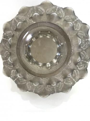 """1912 René Lalique - Vase """"Fougères""""  -"""