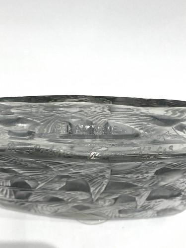 1920 René Lalique - Perfume Bottle Hirondelles - Art Déco