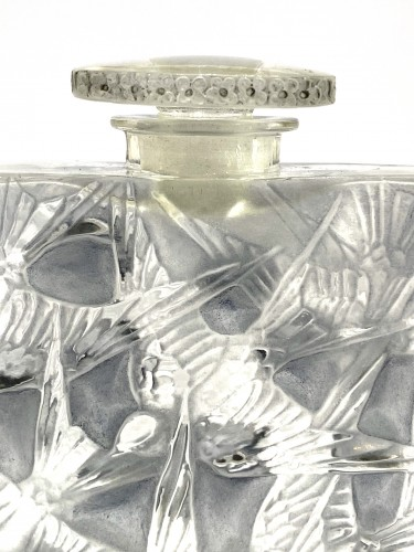 Art Déco - 1920 René Lalique - Perfume Bottle Hirondelles