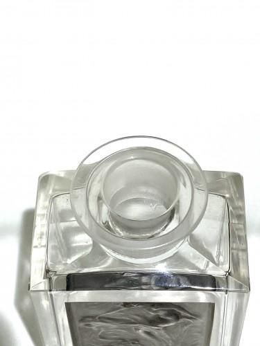 1920 René Lalique - Perfume Bottle « L'Effleurt »  -