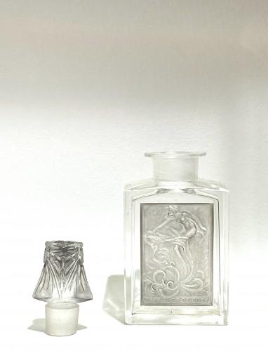 1920 René Lalique - Perfume Bottle « L'Effleurt »  - Art nouveau