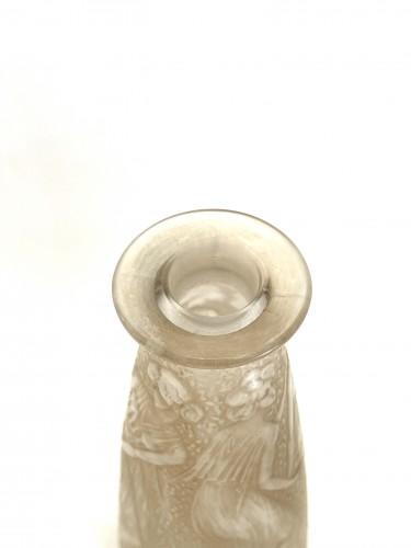 """1914 René Lalique - Perfume Bottle """"Poesie"""" for D'Orsay -"""