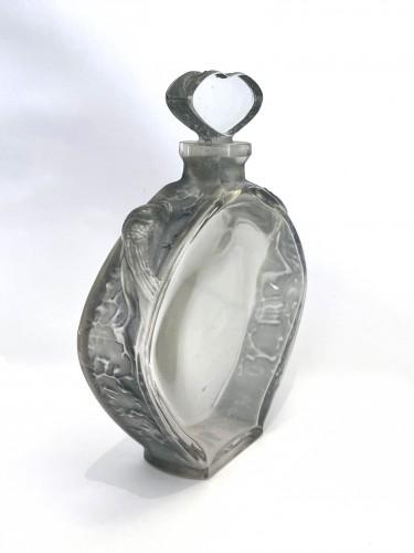 """1912 Rene Lalique - Perfume Bottle """"Niobé""""  - Art nouveau"""