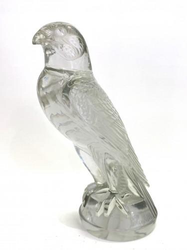 "1925 René Lalique - Car Mascot ""Faucon""  -"
