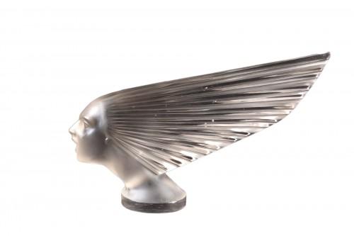 1928 René Lalique - Car Mascot Hood« Victoire »