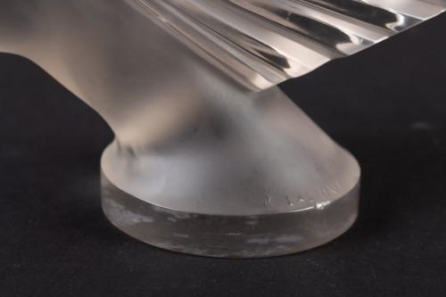 Glass & Crystal  - 1928 René Lalique - Car Mascot Hood« Victoire »
