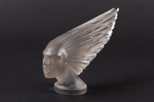 Antiquités - 1928 René Lalique - Car Mascot Hood« Victoire »