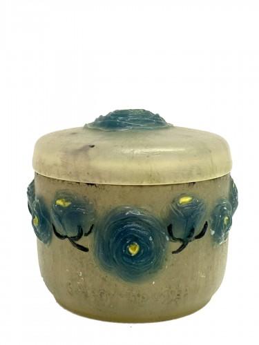 1921 Gabriel Argy-rousseau - Renonculus Roses Box
