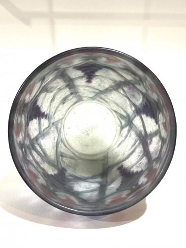 """1926 Gabriel Argy-rousseau - Vase """"Branches""""  -"""
