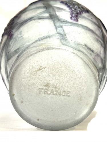 """1926 Gabriel Argy-rousseau - Vase """"Branches""""  - Art Déco"""