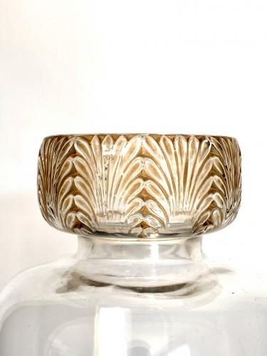 """Glass & Crystal  - 1929 René Lalique - Vase """"Breda"""""""