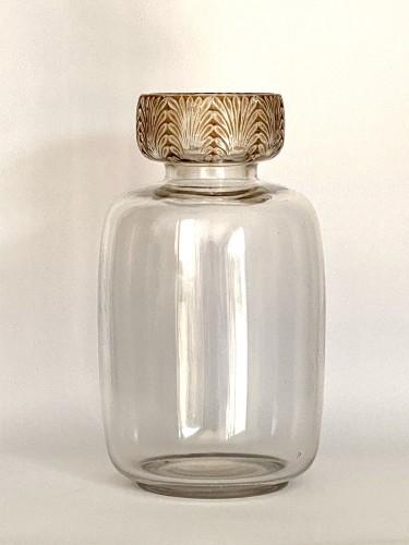 """1929 René Lalique - Vase """"Breda""""  -"""