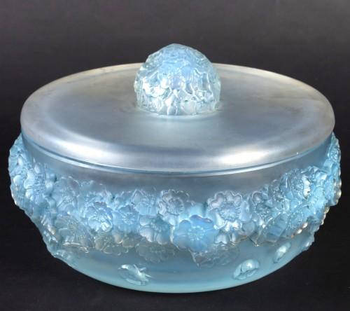 1927 René Lalique - Box Primeveres - Glass & Crystal Style Art Déco