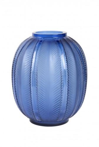 """1932 Rene Lalique - """"Biskra"""" Vase"""