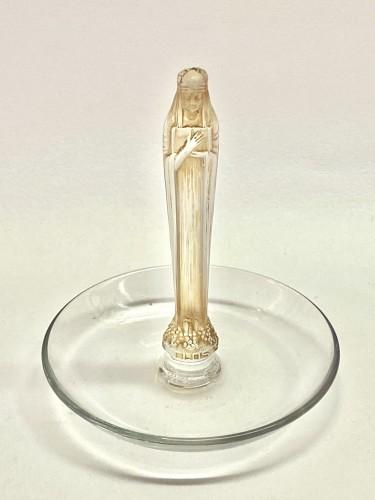 "1925 René Lalique - Ashtray Pintray ""Clos Sainte-Odile"" -"