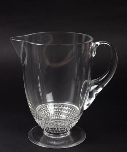 1930 René Lalique Complete Nippon Set - Glass & Crystal Style Art Déco