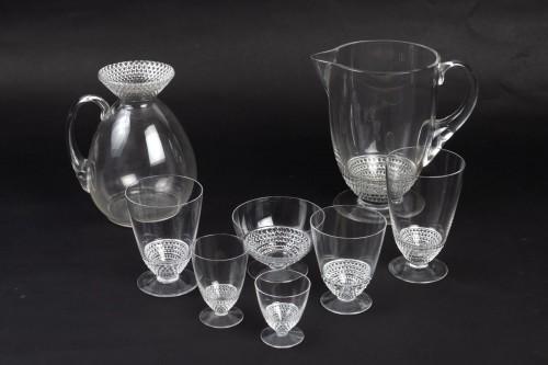 1930 René Lalique Complete Nippon Set -