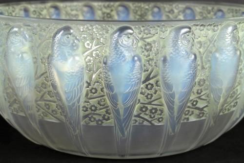 1931 René Lalique - Bowl Perruches  -