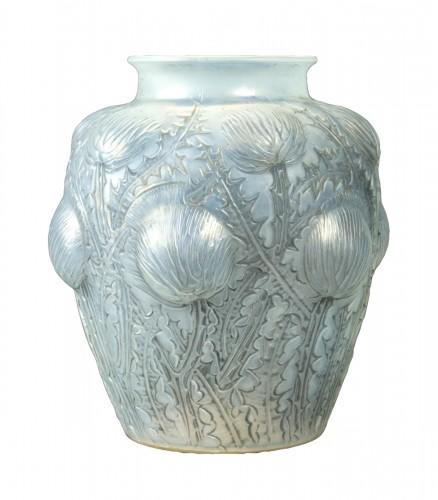 1926 René Lalique - Vase Domrémy