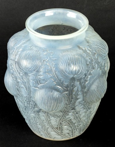 20th century - 1926 René Lalique - Vase Domrémy